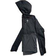 Weather Jacket M 104.4005 Black Shadow Lサイズ [ランニングジャケット メンズ]