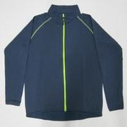 Ms ハイブリッド ロングジッップシャツ J 528 ダークネイビー Sサイズ [アウトドア シャツ メンズ]