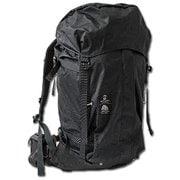 The Backpack#001 bp001-40-bk ブラック 40L+ [アウトドア系 ザック]