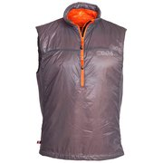 Rotor Vest OC070_10 Gray Sサイズ [アウトドア ダウンウェア メンズ]