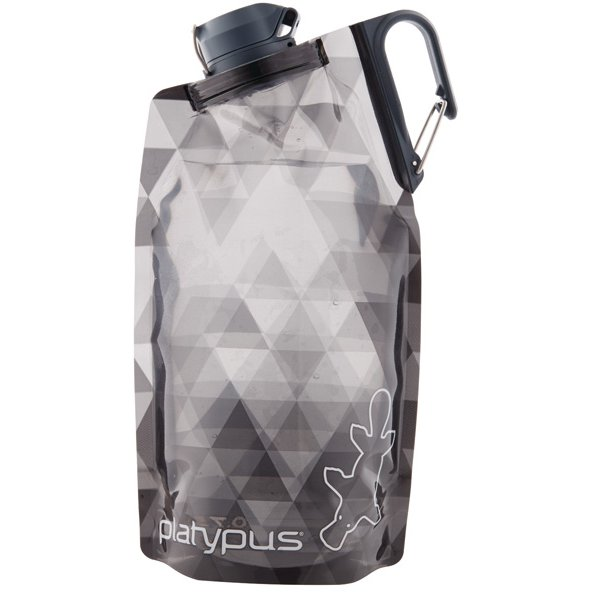 Platypus_デュオロックソフトボト 25600 グレープリズム1L [アウトドア ウォーターバッグ]