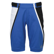SHORT PANTS ONP99083 713100R_BLUE/WHITE Sサイズ [スキーウェア]