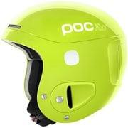 POCito Skull 10210 Fluorescent Yellow/Green [スキー ヘルメット レーシング ジュニア]