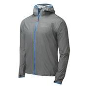 Halo Jacket OC092 Grey Mサイズ [アウトドア レインウェア メンズ]