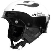 Trooper II SL Helmet 840058 Gloss White/Gloss Bk LXLサイズ [スノーヘルメット メンズ]