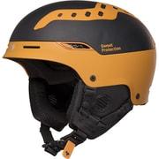 Switcher Helmet 840051 Matt Bk/Brown Tundra LXLサイズ [スノーヘルメット メンズ]