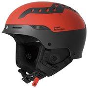 Switcher Helmet 840051 Mat Co Orang/Bk Chro MLサイズ [スノーヘルメット メンズ]