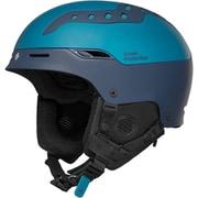 Switcher Helmet 840051 Mat D Frost/Mid Blue LXLサイズ [スノーヘルメット メンズ]