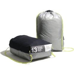 W-FACE スタッフバッグ 13 WF-01-GR グレー 13 [スタッフバッグ]