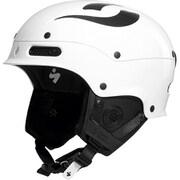 Trooper II Helmet 840047 Gloss White LXLサイズ [スノーヘルメット メンズ]