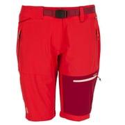 MIKA BERMUDA 1541847 IBISCUS RED Lサイズ [アウトドア パンツ レディース]