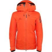 W Bec de Rosses Jacket Fire Orange 18121003 Fire Orange XSサイズ [スキーウェア ジャケット レディース]