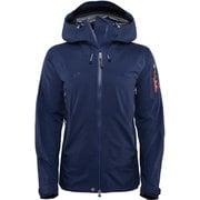 W Bec de Rosses Jacket Twilight Blue 18121003 Twilight Blue XSサイズ [スキーウェア ジャケット レディース]