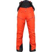 W Bec de Rosses Pant 18122004 Fire Orange Sサイズ [スキーウェア ボトムス レディース]