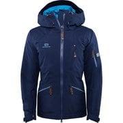 W Zermatt Jacket 18121038 Twilight Blue XSサイズ [スキーウェア ジャケット レディース]