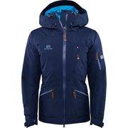 W Zermatt Jacket 18121038 Twilight Blue Sサイズ [スキーウェア ジャケット レディース]