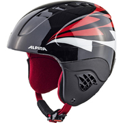 CARAT A9035391 ブラック/レッド 54-58cm [ヘルメット]