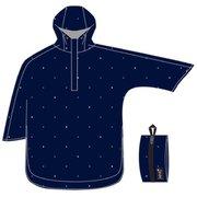 H.アウトドアポンチョ Smoke Star 58210 Smoke Star [アウトドア レインウェア メンズ]