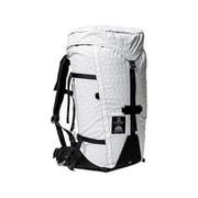 The Backpack#002 bp002-50-wh ホワイト 50L+ [アウトドア系 ザック]