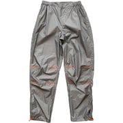 Halo Pants OC110 Grey Mサイズ [アウトドア レインウェア メンズ]