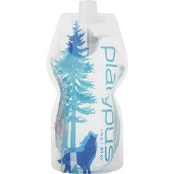 Platypus_ソフトボトル 25011 ワイルドブルー 1.0L [アウトドア ハイドレーション]