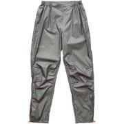 Halo Pants (W) OC111 Grey Mサイズ [アウトドア レインウェア レディース]