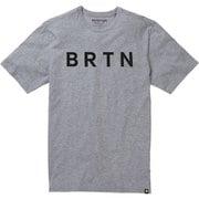 MB BRTN SS 20375101020 GRAY HEATHER Mサイズ [アウトドア カットソー メンズ]