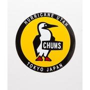 ステッカー ラウンドブービーバード Sticker Round Booby Bird CH62-0156 [アウトドア ロゴステッカー]