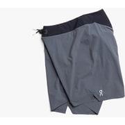 Lightweight Shorts M 125.00014 M Shadow | Black Lサイズ [ランニングパンツ メンズ]