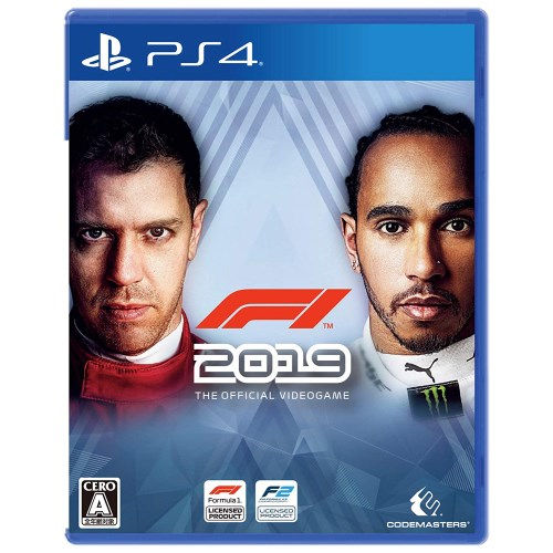 F1 2019 [PS4ソフト]