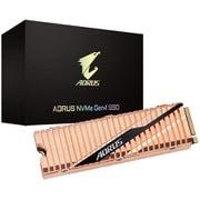 GP-ASM2NE6100TTTD [GIGABYTE AORUS NVMe Gen4 SSD 1TB]