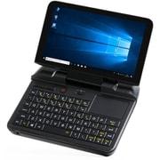 GPD Micro PC ブラック [Windows 10 Pro搭載 6インチ モバイルビジネスパソコン]