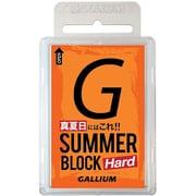 SUMMER Block Hard SW2179 100g [ワックス・スクレーパー]