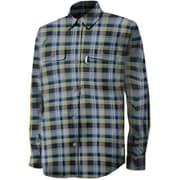 メンズ長袖チェックシャツinsect shield ODJ99600 ミッドナイトブルー(619) Oサイズ [アウトドア シャツ メンズ]