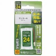 TEL-B24 [コードレス電話機用充電池 長持ちタイプ]
