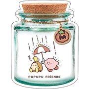 RM-5818-B 星のカービィジッパーバッグM PUPUPU FRIENDS [キャラクターグッズ]