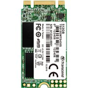 TS512GMTS430S [M.2 SSD 2242 512GB SATA III 6Gb/s 3D TLC NANDフラッシュ DDR3 DRAMキャッシュ搭載]