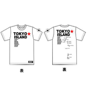TSI001 S [ホワイト ユニセックス TOKYO ISLAND]