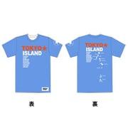 TSI004 S [ブルー ユニセックス TOKYO ISLAND]