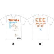 TSI006 L [ホワイト ユニセックス TOKYO ISLAND]
