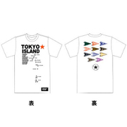 TSI007 S [ホワイト ユニセックス TOKYO ISLAND]