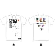 TSI007 L [ホワイト ユニセックス TOKYO ISLAND]