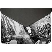 "MZESMOR211 [MOOMIN Illustration Laptop Pouch 11"" Illustration 2 Surface用ケース]"