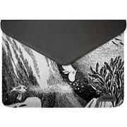 "MZESMOR215 [MOOMIN Illustration Laptop Pouch 15"" Illustration 2 Surface用ケース]"