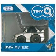 TinyQ-04d BMW M3 E30 スターリングシルバー [プラスチックミニカー]