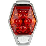 ハイパー ブライトストローブ 5081NFR FIERY RED / SILVER [ヘッドランプ・電灯類]