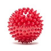 スパイキーマッサージボール Spiky Massage Ball 955078 レッド 8cm [エクササイズグッズ]