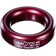 SMC リギングリング SM0621 RD_レッド 26g [ロープデバイス]