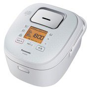 SR-HB109-W [IH炊飯器 ダイヤモンド銅釜 5.5合炊き ホワイト]