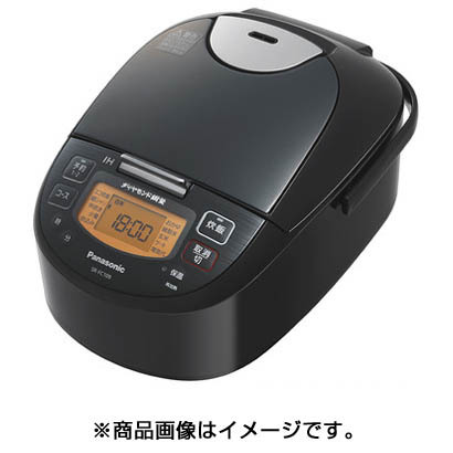 SR-FC189-K [IH炊飯器 ダイヤモンド銅釜 1升炊き ブラック]
